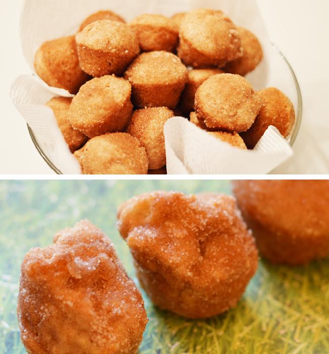 LF Donut Muffins