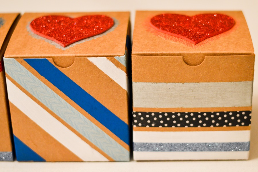 Valentines Treasure Boxes by Let's Fête