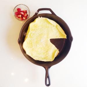 let's fête pancake