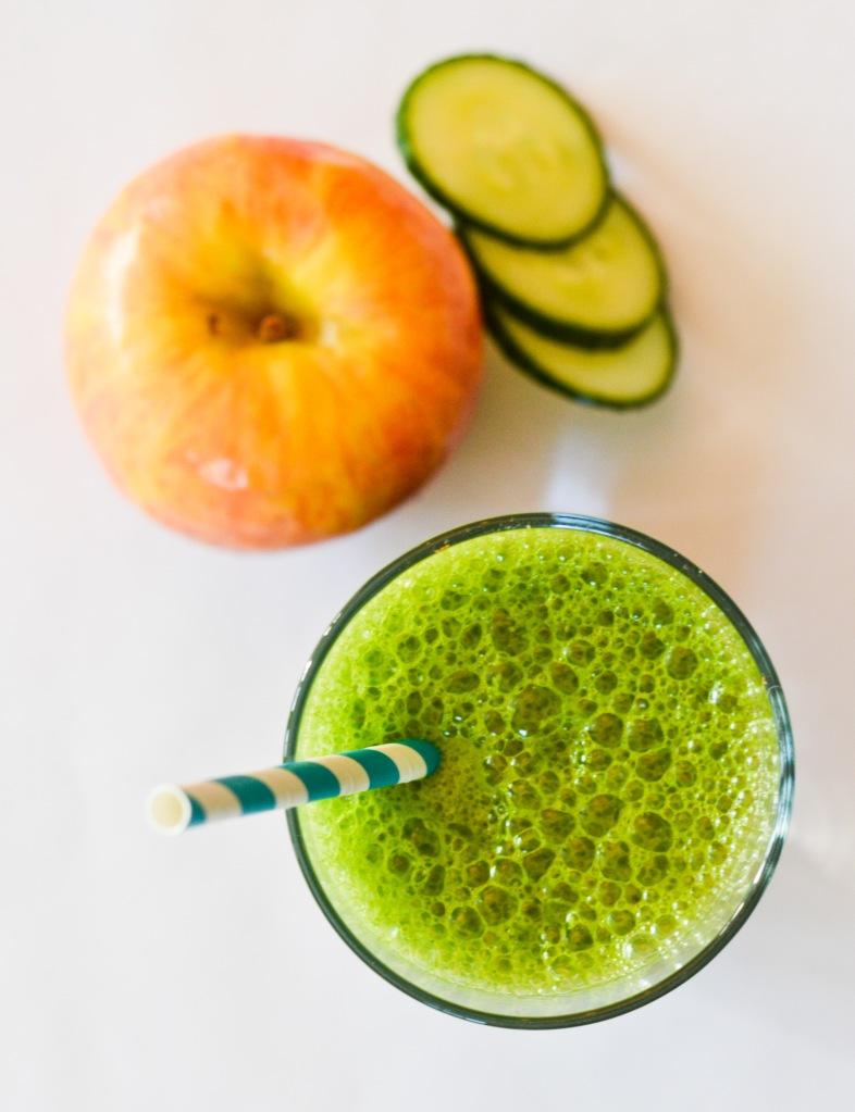 Let's Fête Kale Apple Smoothie_1