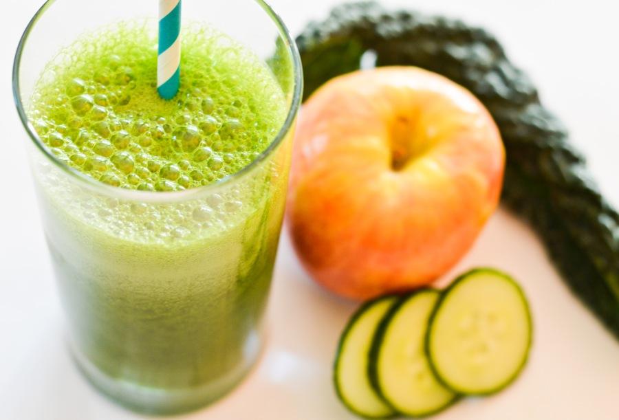 Let's Fête Kale Apple Smoothie_2
