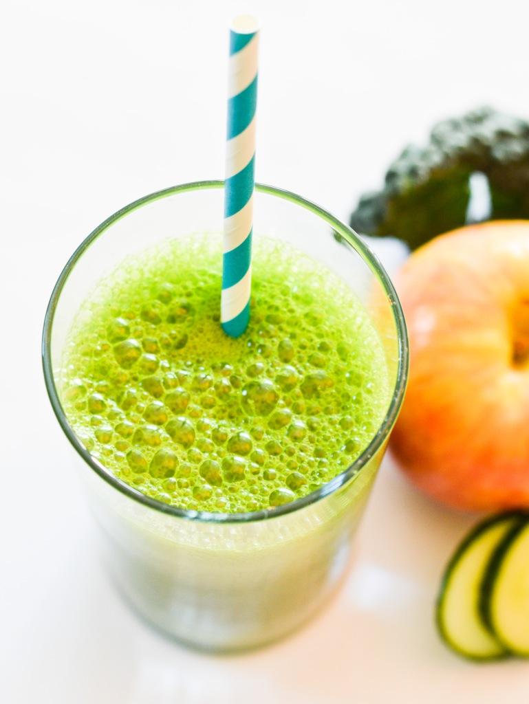 Let's Fête Kale Apple Smoothie_3