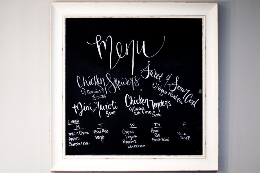 meal planning menu 10