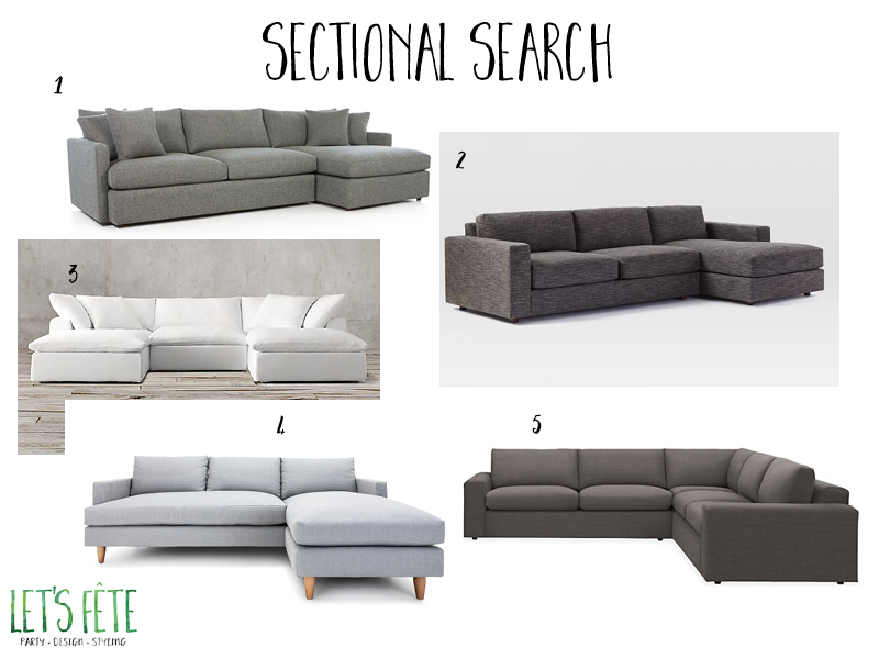 Sectional Search